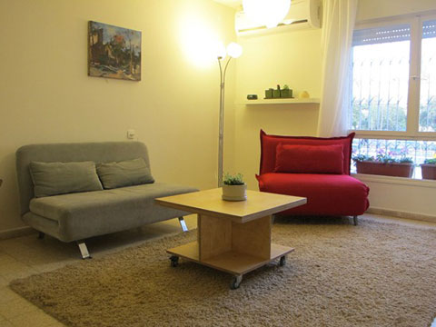 1 Bedroom Apartment for rent in the German Colony, Jerusalem