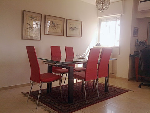 1 bedroom cottage apartment for rent in Jerusalem