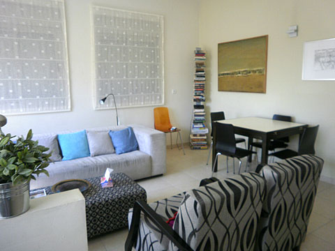 Apartment for rent in Tel Aviv